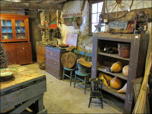 Pheasant Run Antiques - Parkesburg PA